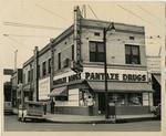 Pantaze Drug Store, Memphis, Tennessee, 1949