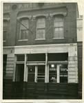 317 Beale, formerly Pee Wee's Saloon, Memphis, TN, 1947