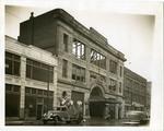 Lyric Theater, Memphis, Tennessee, 1941