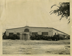 Agriculture Building, Tri-State Fairgrounds, Memphis, Tennessee, 1938