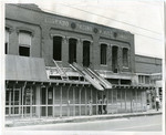 317 Beale, formerly Pee Wee's Saloon, Memphis, TN, 1956