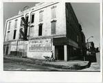 Pantaze Drug Store on Beale Street, Memphis, 1979