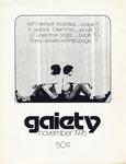 Gaiety, November 1976