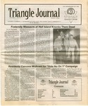 Triangle Journal, volume 1, number 7