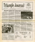 Triangle Journal, volume 1, number 8