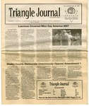 Triangle Journal, volume 1, number 10