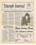 Triangle Journal, volume 2, number 1