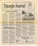 Triangle Journal, volume 2, number 2