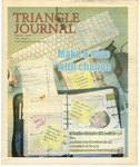 Triangle Journal, volume 3, number 1