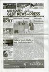 Mid-South GLBT News Press, volume 1, number 1