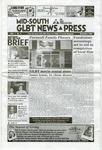 Mid-South GLBT News Press, volume 1, number 2