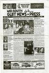 Mid-South GLBT News Press, volume 1, number 3