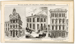 Commercial buildings, Memphis, 1876