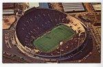 Aerial view of Memphis Memorial Stadium, circa 1970