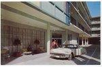 Downtowner Motor Hotel, Memphis, circa 1960
