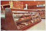 Piggly Wiggly supermarket chiller, 1960s