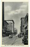 Main Street, Memphis, circa 1945