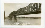 Harahan Bridge, Memphis, circa 1940
