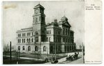 U.S. Customs House, Memphis, Tennessee, circa 1900