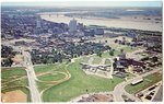 Downtown Memphis, Tennessee, 1960s