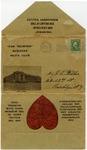 Memphis Business Men's Club postcard folder, circa 1914