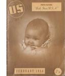 US magazine, Memphis, 1954