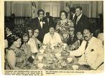 Patricia and Harold Shaw at LeMoyne-Owen College Alumni Salute, Memphis, circa 1971