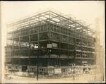 Memphis Catholic Club under construction, 1923 by C. H. Poland