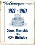 Sears, Roebuck and Company, The Conveyor,  Memphis, 1967