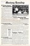 East High School, Mustang Roundup, Memphis, October 21, 1966