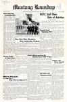 East High School, Mustang Roundup, Memphis, November 18, 1966