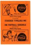 Melrose and Booker T. Washington Stadiums football schedule, Memphis, 1948