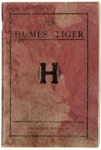 Humes High School, Humes Tiger,  Memphis, February 1929