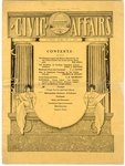 Civic Affairs, Memphis, February 6, 1909
