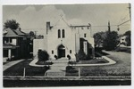 Central Christian Church, Memphis, business card