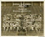 Central High School, Memphis, senior class, 1946