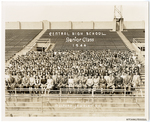 Central High School, Memphis, senior class, 1944