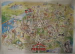 Memphis poster, 1983