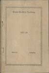 Sloan-Hendrix Academy catalog, Arkansas, 1927