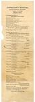 Sloan-Hendrix Academy, Arkansas, commencement exercises program, 1908