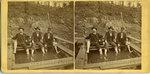 Corn hole or foot bath, Hot Springs, Arkansas, 1886
