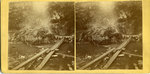 Old Iron Spring, Hot Springs, Arkansas, 1886
