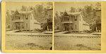 Rockafellow's Bath House, Hot Springs, Arkansas, 1886