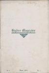 Higbee Magazine, Vol. 2:3, 1908