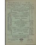 Malvern, Arkansas, Business Directory, 1942