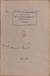 Malvern Public Schools Catalogue, 1927-1928