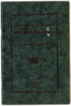 Malvern High School Annual Announcement, 1921-1922