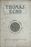 The Thomas Echo, Misses Thomas' School, Memphis, 2:5, 1909