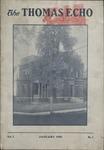 The Thomas Echo, Misses Thomas' School, Memphis, 1:1, 1908
