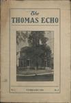 The Thomas Echo, Misses Thomas' School, Memphis, 1:2, 1908